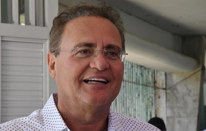Diretamente do hospital, Renan Calheiros diz que O Globo faz ilações sobre ele (Crédito: Assessoria)