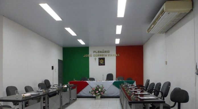 Câmara de vereadores de União dos Palmares
