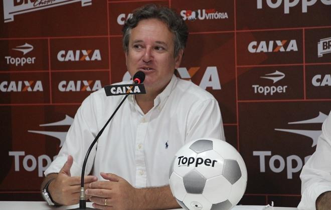 Ex-Vitória Erasmo Damiani é anunciado como o novo diretor de futebol ... 6545aee227337