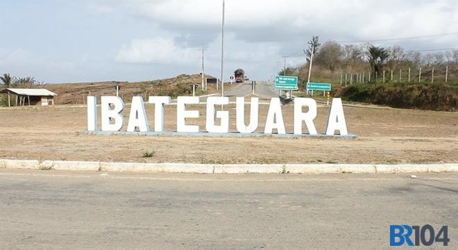 Entrada de Ibateguara — © BR104