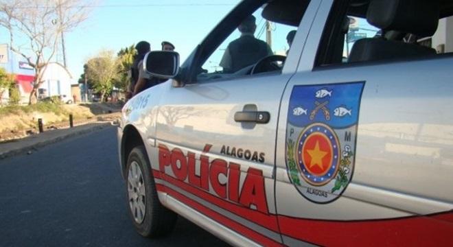 Viatura Polícia Militar (Crédito: Divulgação)