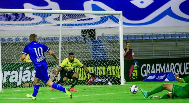 CSA x Murici confronto valido pela terceira rodada do Campeonato Alagoano (Créditos: Reprodução/Foto-Vitor Mélo)