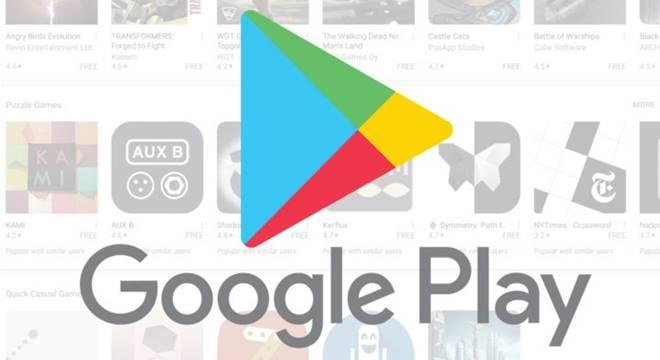 Google Play Store (Crédito: Reprodução/Internet)