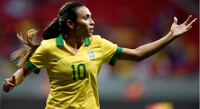 Jogadora Marta ameaça parar de jogar (Créditos: Reprodução/Imagem-Internet)