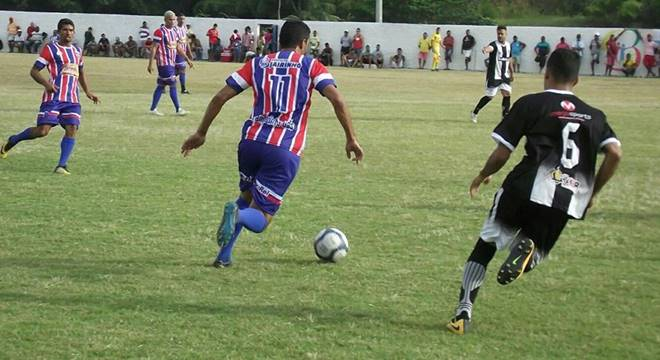 Botafogo e Branquinha FC pela 8ª Copa Zumbi (Créditos: Reprodução/Imagem- Copa Zumbi)