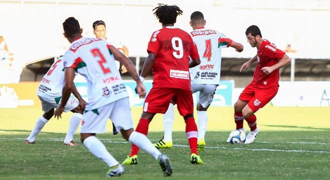 Campeonato Alagoano chega as semifinais (Créditos: Reprodução/Imagem-Ailton Cruz)