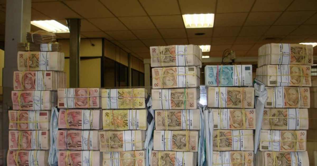 Dinheiro - Imagem meramente ilustrativa