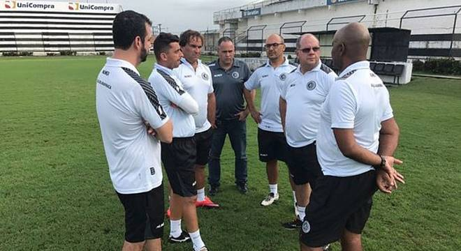 Diretoria do ASA se desliga de 16 jogadores e tem planos para a Série D do Brasileiro (Créditos: Reprodução/Imagem-Victor Hugo)
