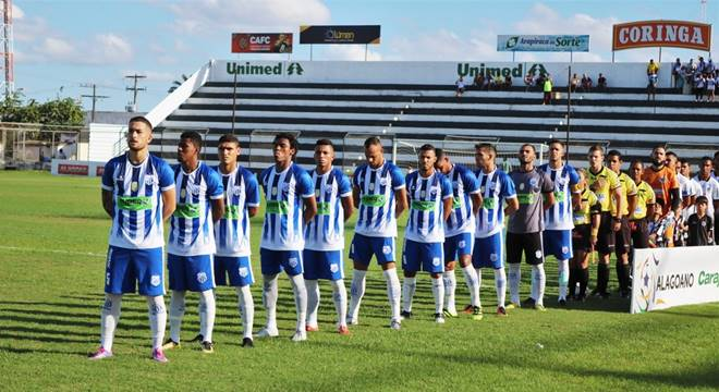 Jacyoba se prepara para as semifinais do Alagoano (Créditos: Reprodução/Imagem-Fagno Pinto/Ascom Jaciobá)