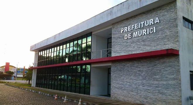 Prefeitura Municipal de Murici (Crédito: Reprodução/ Google Imagens)