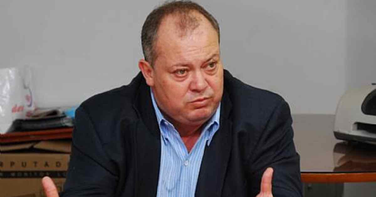 ex-prefeito de Messias Jarbas Omena (Imagem: cortesia)