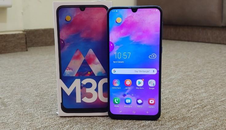 Samsung anuncia venda online dos Galaxys M10, M20 e M30 no