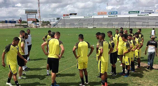ASA enfrenta o Vitória das Tabocas pela 5ª rodada da Série D do Brasileirão - © ASA