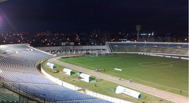 Estádio Amigão - © Reprodução