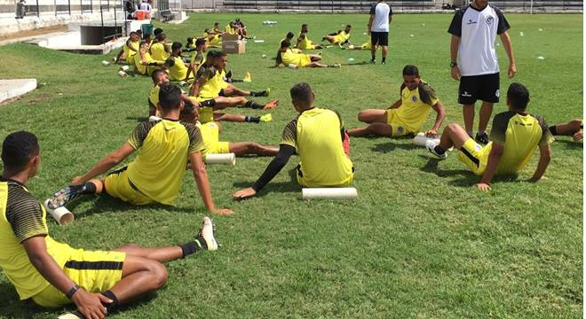 Após derrota ASA se prepara para próximo confronto (Créditos: Jânio Barbosa)