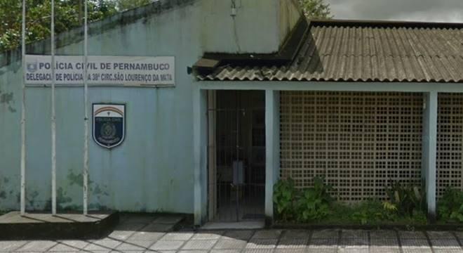 Augusto da Cruz, de 23 anos, foi autuado por homicídio e teve prisão confirmada pela Justiça — © Reprodução/Google Street View