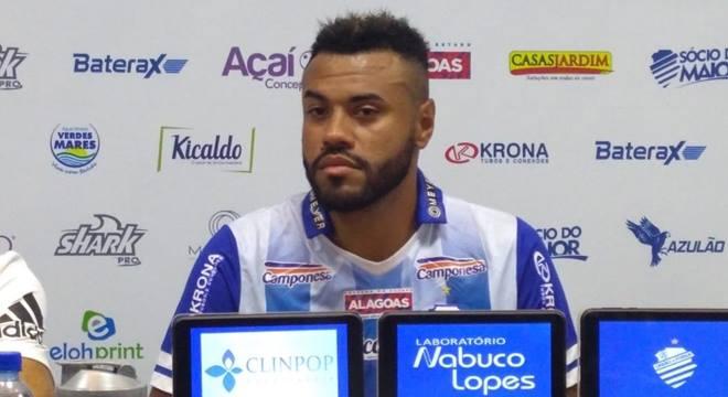 Cassiano fala sobre reencontro com seu antigo clube - © João Alvim/Internet