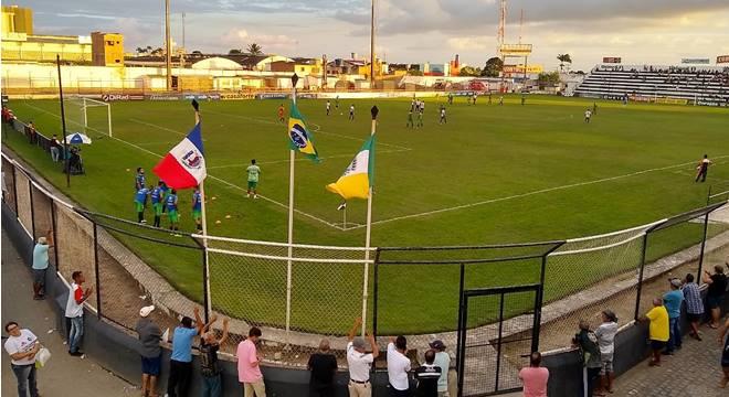 Estádio Coaracy da Mata Fonseca - © Ascom FAF