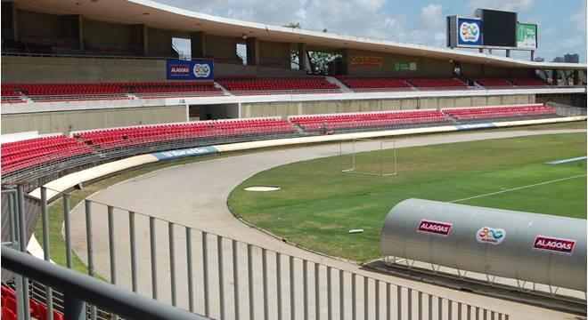 Estádio Rei Pelé - © Reprodução/Internet