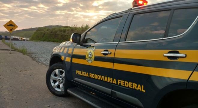 Os agentes encaminharam o homem à Polícia Civil de São Miguel dos Campos para procedimentos cabíveis - © Assessoria