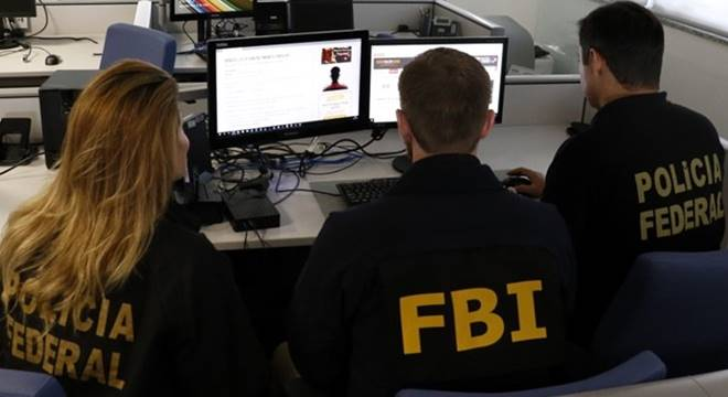 Operação da Polícia Federal com o FBI prendeu israelense que morava em Brasília (Créditos: Imagem/Ilustrativa)