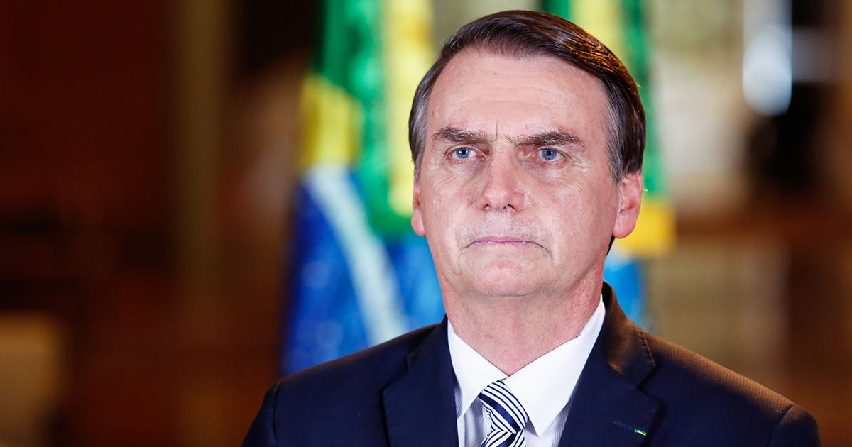Presidente da República Jair Bolsonaro. - © Isac Nóbrega/PR