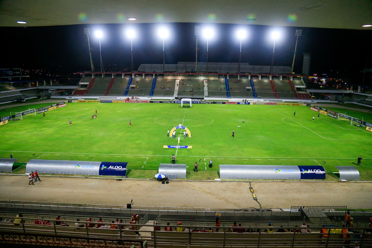 Estádio Rei Pelé - © Ailton Cruz
