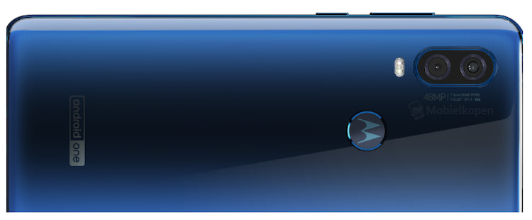 Conjunto duplo de câmeras com a principal de 48 megapixels © Internet