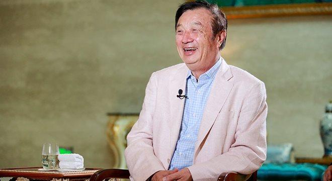 CEO e fundador da Huawei — © Reprodução/Internet