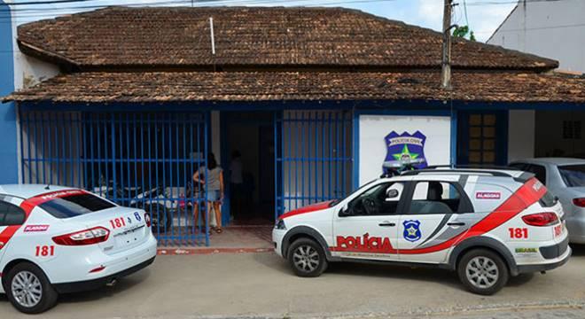 Delegacia do 17º Distrito Policial de Marechal Deodoro — © PC/AL