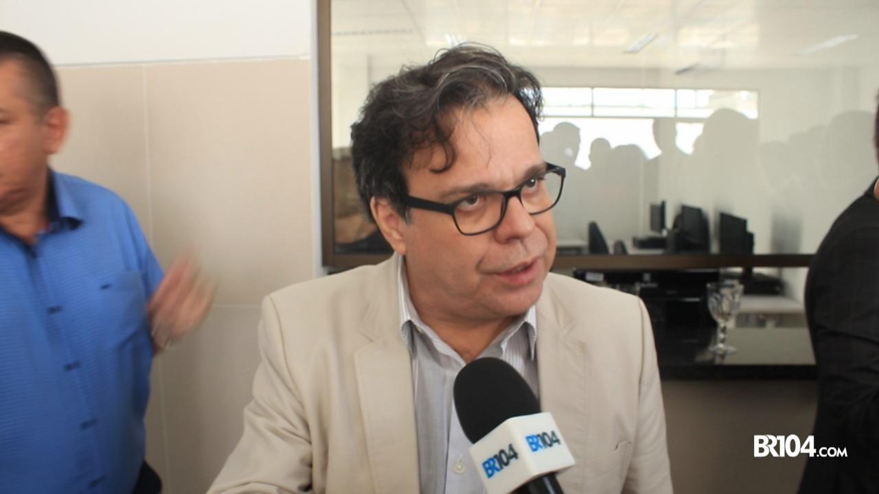 Presidente do TJ/AL - Tutmés Airan — © BR104