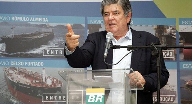 Ex-presidente da Transpetro Sérgio Machado — © Renata Mello