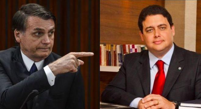 Mais uma declaração de Bolsonaro vira polêmica no Brasil — © Reprodução/Internet