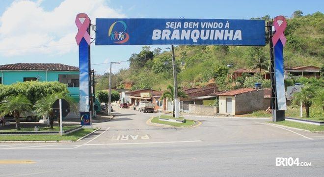 Cidade de Branquinha