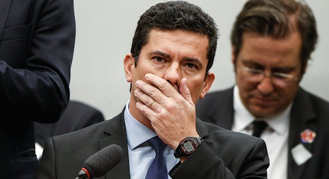 Sérgio Moro — © Cristiano Mariz