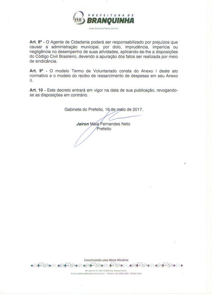 Decreto de 2017