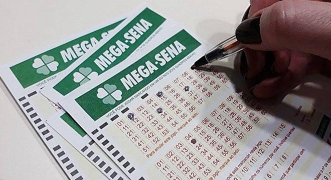 Ninguém acertou as seis dezenas do concurso 2.369 da Mega-Sena nesta quinta-feira (6) — © Reprodução Internet