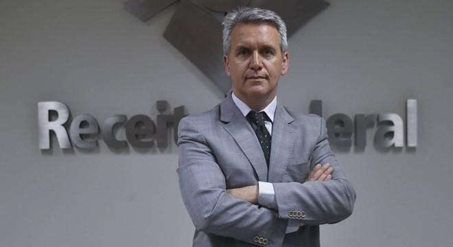 Iágaro Jung Martins, Secretário de Fiscalização da Receita Federal — © Mateus Bonomi