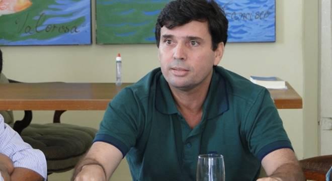 Marcius Beltrão prefeito de Penedo — © Fernando Vinícius