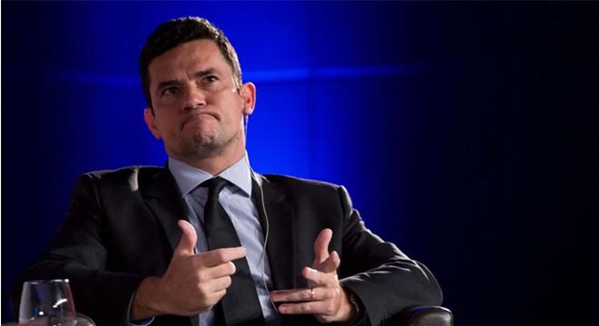 Ministro da justiça Sérgio Moro — © Internet