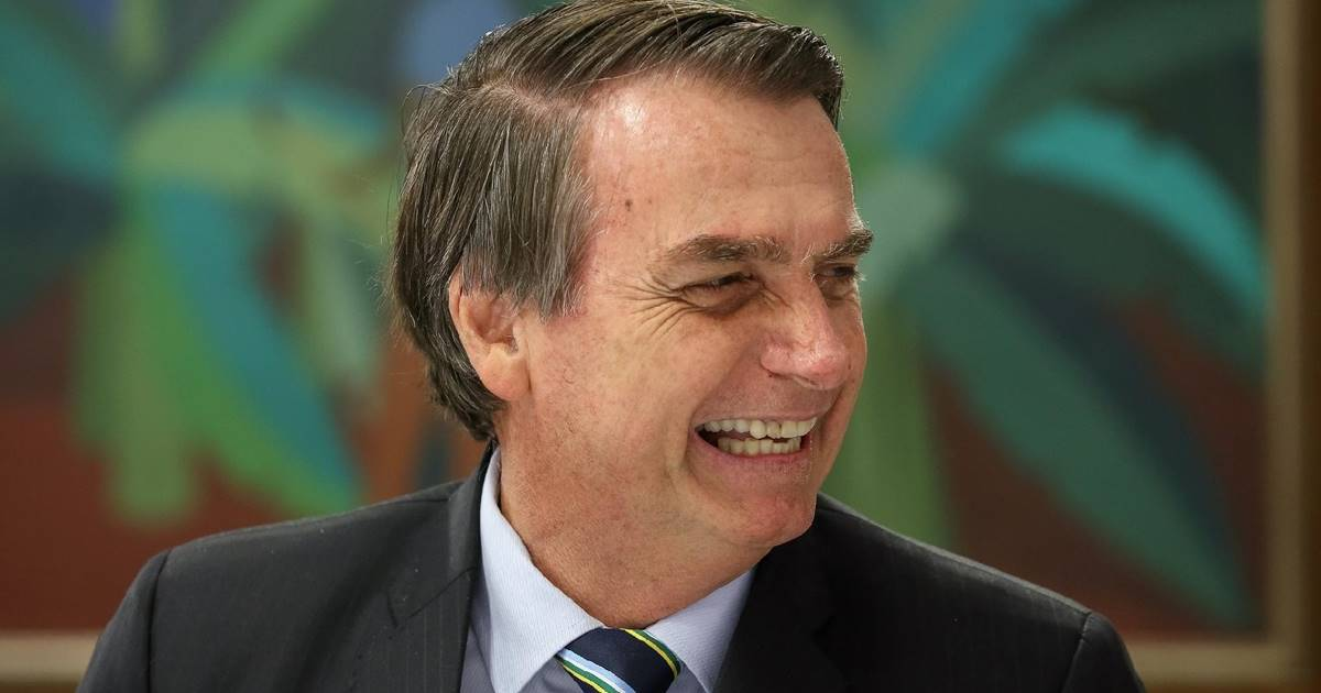 Presidente Jair Bolsonaro (PSL) — © Marcos Corrêa
