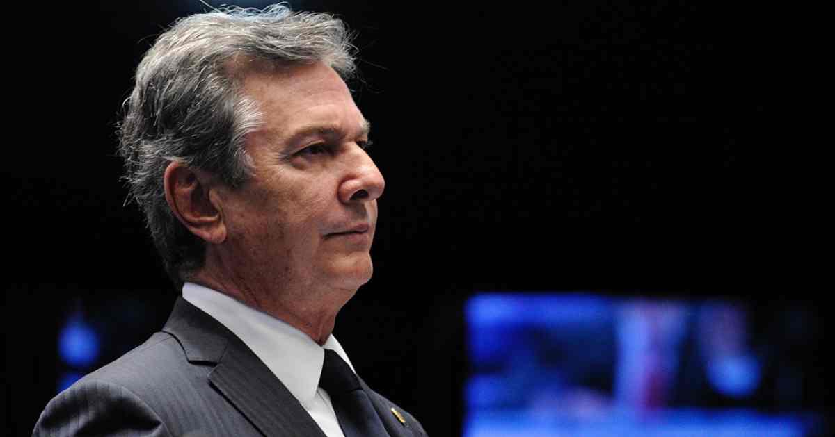 Senador Fernando Collor (PROS-AL)