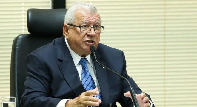 Alcides Martins assume a Procuradoria Geral da República — © José Cruz