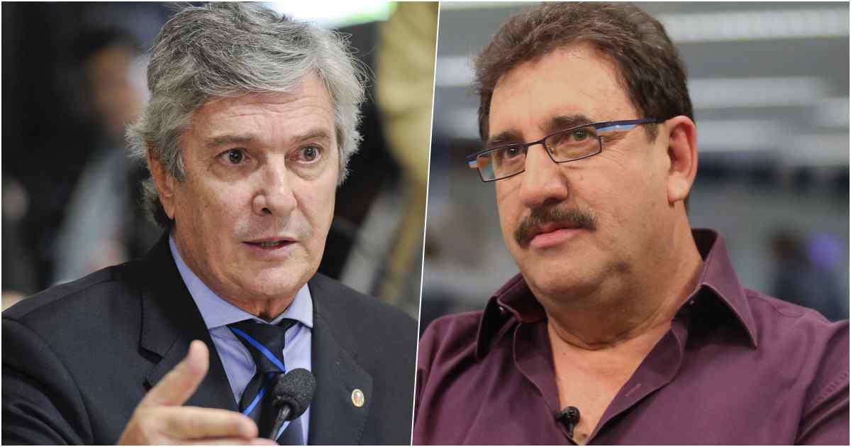 Fernando Collor e Ratinho
