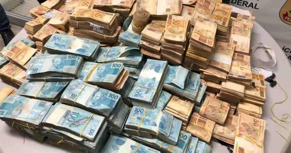 Imagem de dinheiro - Ilustração