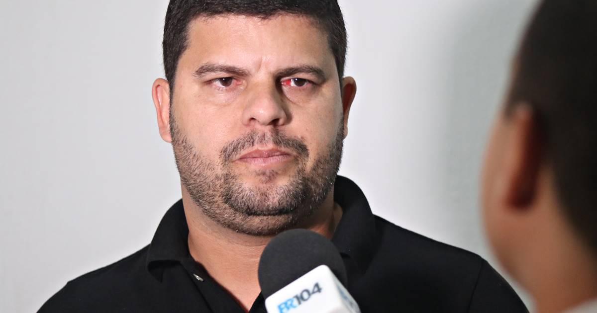 Neto Cavalcante (PROS), presidente da comissão — © Alyson Santos/BR104