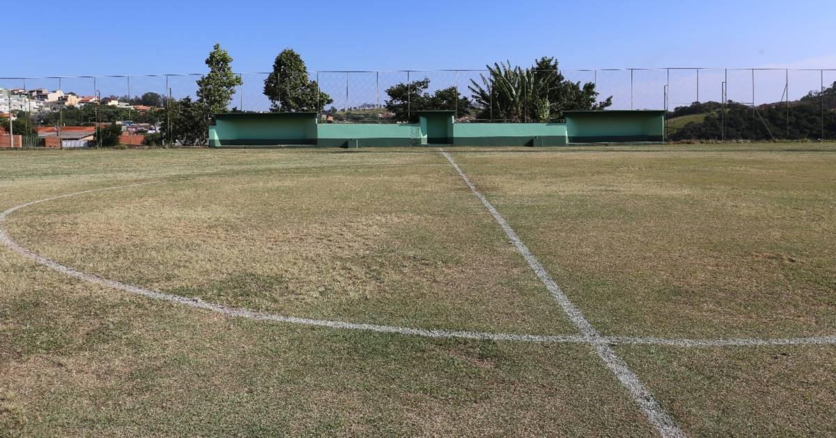 Oito clubes entraram em campo nesse domingo (29) na estreia da IV Copa Serra Grandense — © Reprodução
