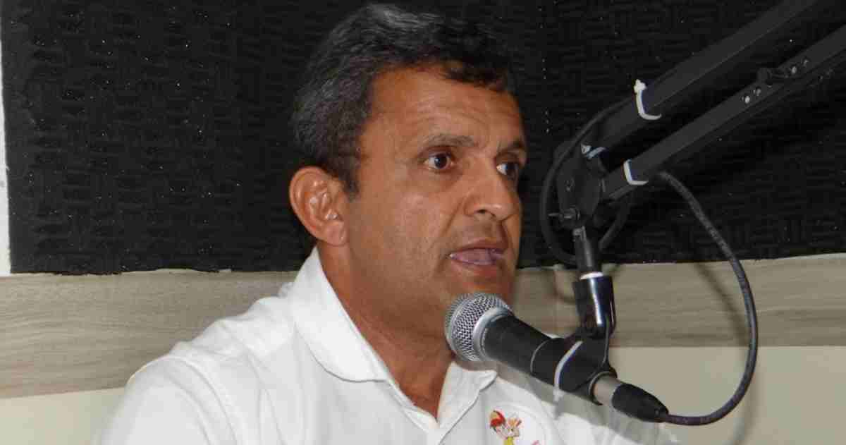Vice-prefeito de União dos Palmares, Zé Alfredo — © Ivan Nunes