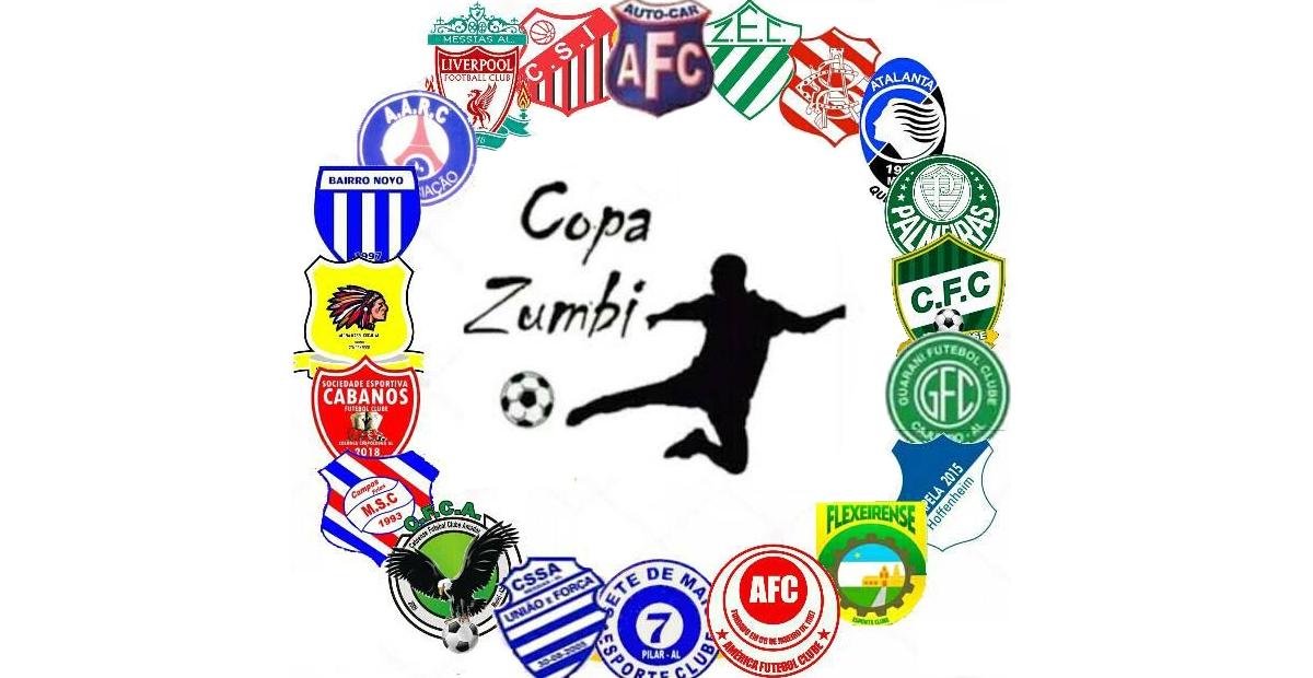 Copa Zumbi — © Reprodução