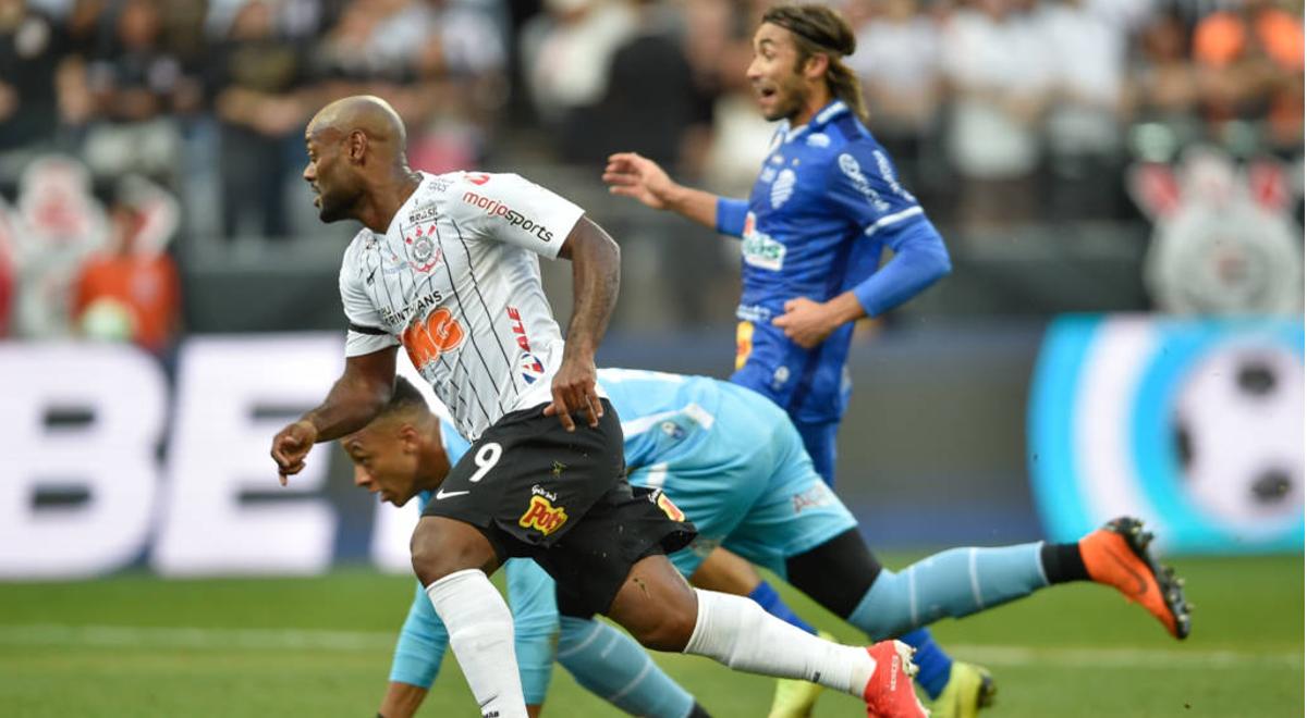 Corinthians deve enfrentar o CSA com desfalque nessa quarta-feira (30) — © Djalma Vassão
